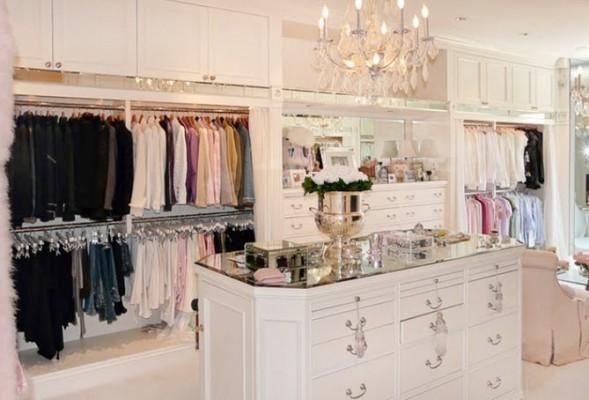 Celebrity Closets Dream Closets Rachel Zoe Closet