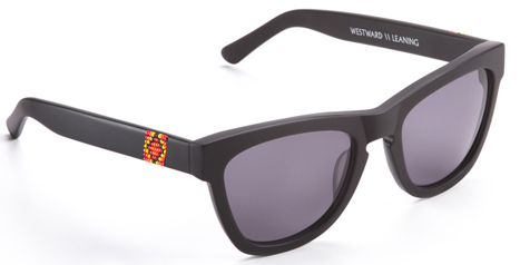 Beaded Sunglasses  selena gomez sunglasses westward leaning sunglasses westward