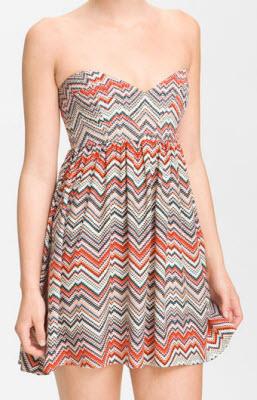 Parker Sweetheart Dress