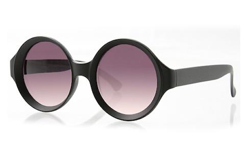 Quay Eyeware 1521 Sunglasses in Black