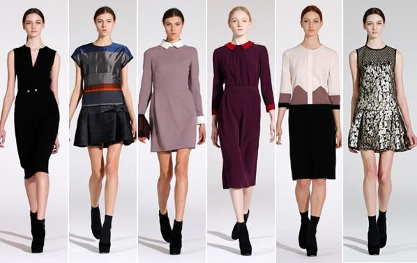 Victoria Beckham Dresses Line