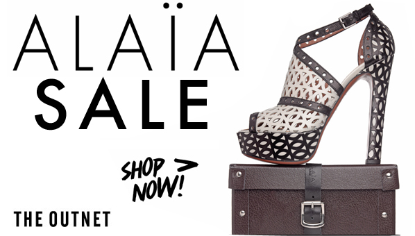 Alaia Shoes Sale Azzedine Alaia Shoes Are