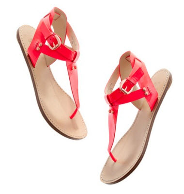 11d6ca375ac1cb Belle by Sigerson Morrison® randy neon sandals  119 down from  175