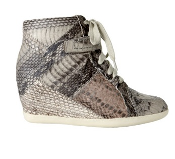Rebecca Taylor Zoe Wedge Sneakers