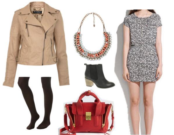2. Shift Dress - For Fall