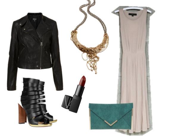 4. Maxi Dress, Fall