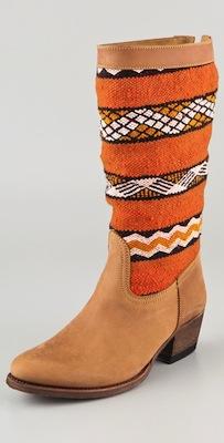 Alcazar Boots by Cobra Society
