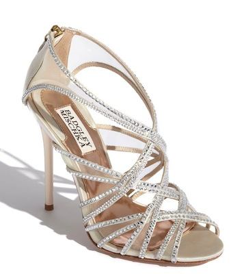 Badgley Mischka 'Gloria' Sandal