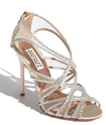 Badgley Mischka 'Gloria' Sandal
