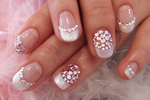 Bedazzled Nails