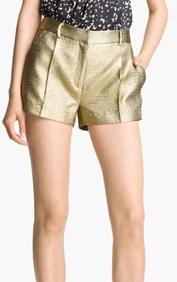 Diane von Furstenberg 'Naples' Shorts