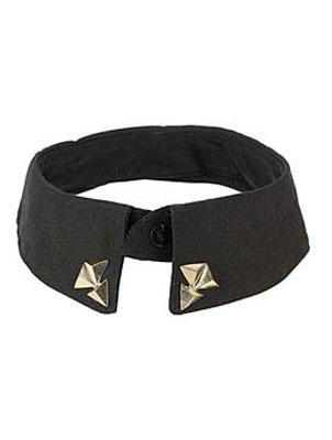 Fabric Stud Collar