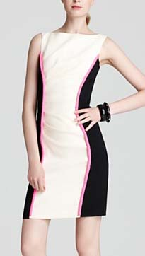 Milly Sleeveless Dress - Tabatha