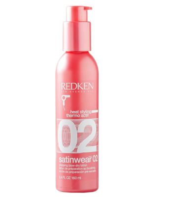 Redken Satinwear 02 Ultimate Blow-Dry Lotion