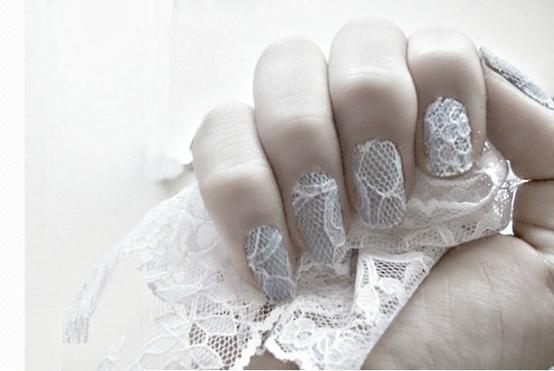 Real Lace Nails 2