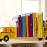 school-bus-bookends