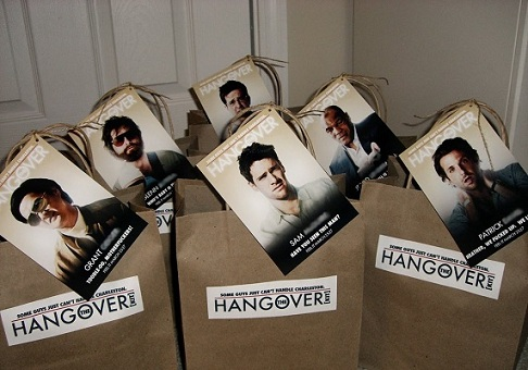 The Hangover Kits