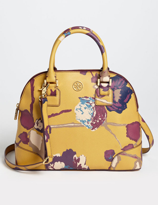 Tory Burch 'Robinson - Small' Dome Satchel