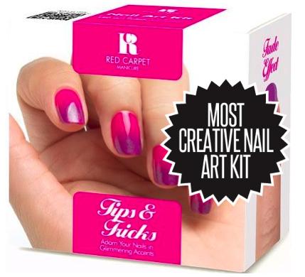 creative nail art it