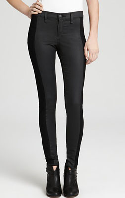 rag & bone JEAN Jeans - The Split Skinny in Midnight Shoreditch