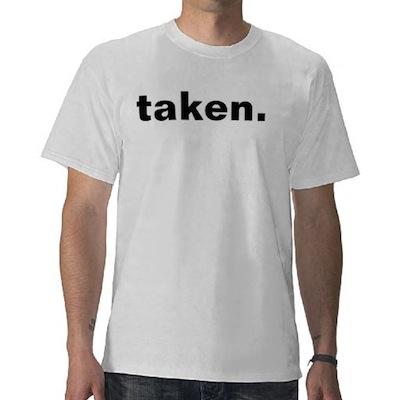 Taken. shirt
