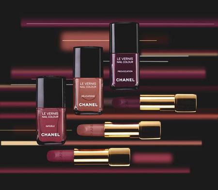 FNO Chanel Makeup