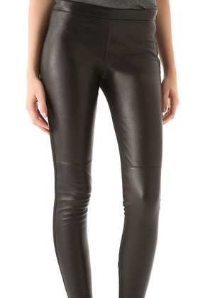 Nicholas Leather Leggings