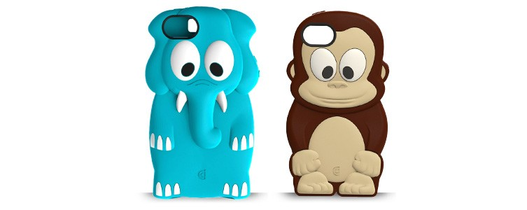 Griffin Kazoo Animal iPhone 5 Case