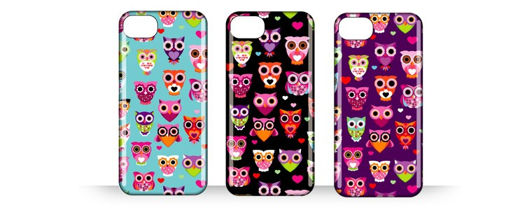 Griffin Wise Eyes iPhone 5 Case