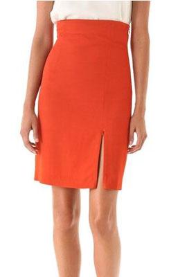 3.1 Phillip Lim High Waisted Corset Skirt