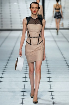 Jason Wu Runway Look 15 from Spring 2013
