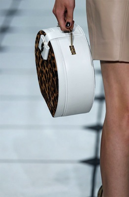 Jason Wu Leather Hatbox Handbag