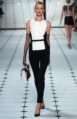 Jason Wu Runway Look 7 from Spring 2013
