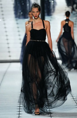Jason Wu Runway Look 41 from Spring 2013