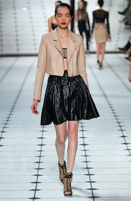 Jason Wu Runway Look 16 from Spring 2013
