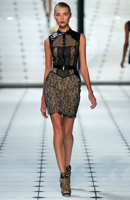 Jason Wu Runway Look 28 from Spring 2013