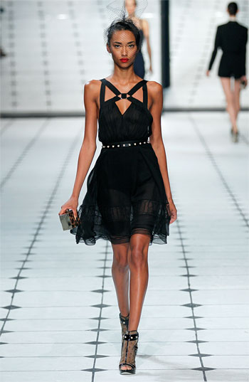 Jason Wu Runway Look 32 from Spring 2013