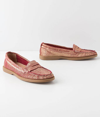 Aunt Ruth Loafers