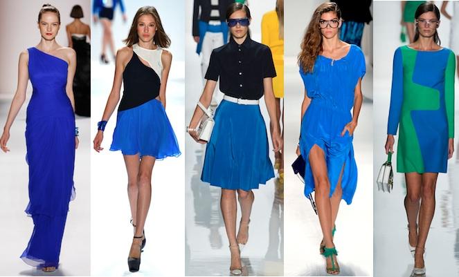 Cobalt Blue Trend