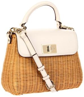 Pippa Middleton Kate Spade Pippa Middleton Wicker Bag
