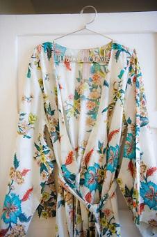 Printed Robes