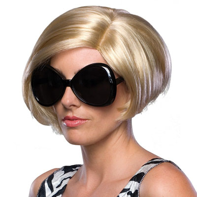 Soccer Wife Adult Wig ($12.99)