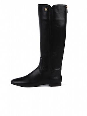 Tory Burch Irene Equestrian Calf Boot