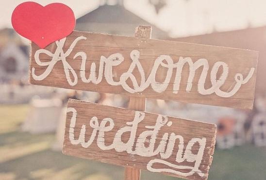 Awesome Wedding