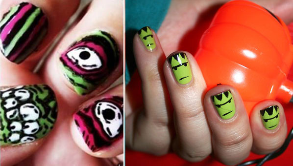 If You Re Not Keen On Dressing Up In A Silly Ty Costume This Year Can Always For Your Nails That S Right Now
