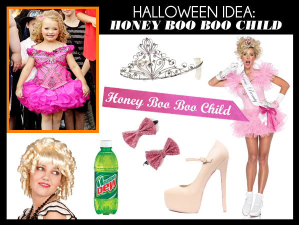 a dolla makes us holla and so does this honey boo boo child halloween costume - Boo Halloween Costumes