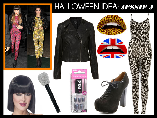 from our grand list of the 25 best halloween costume ideas jessie j is certainly one for the charts the british pop star and olympic closing ceremony