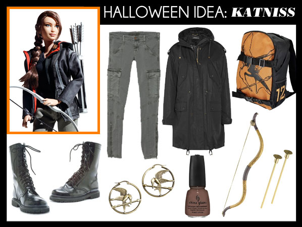 hunger games fans lets make katniss this halloweens biggest costume - Halloween Fashion Games