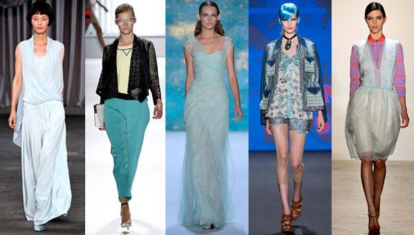 Spring 2013 Pantone Colors Trend