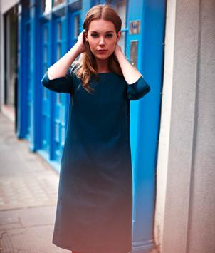1. Wool Dress